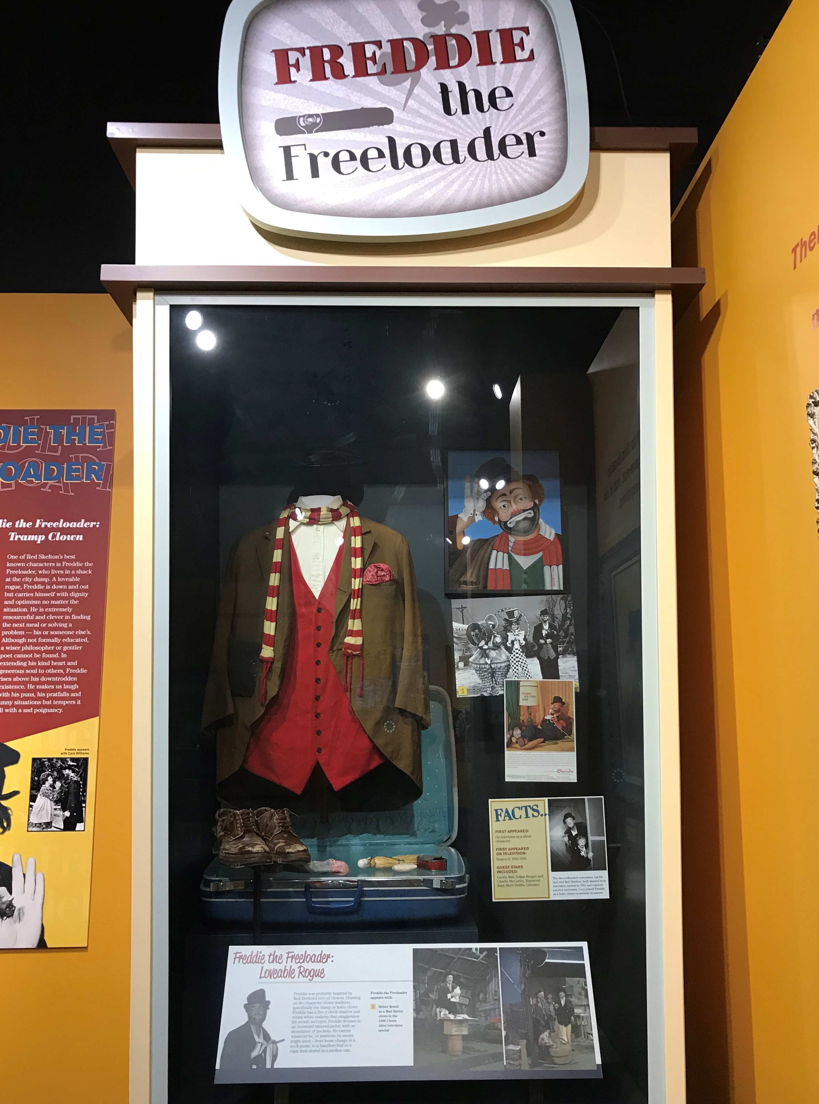 Freddie the Freeloader was my favorite!