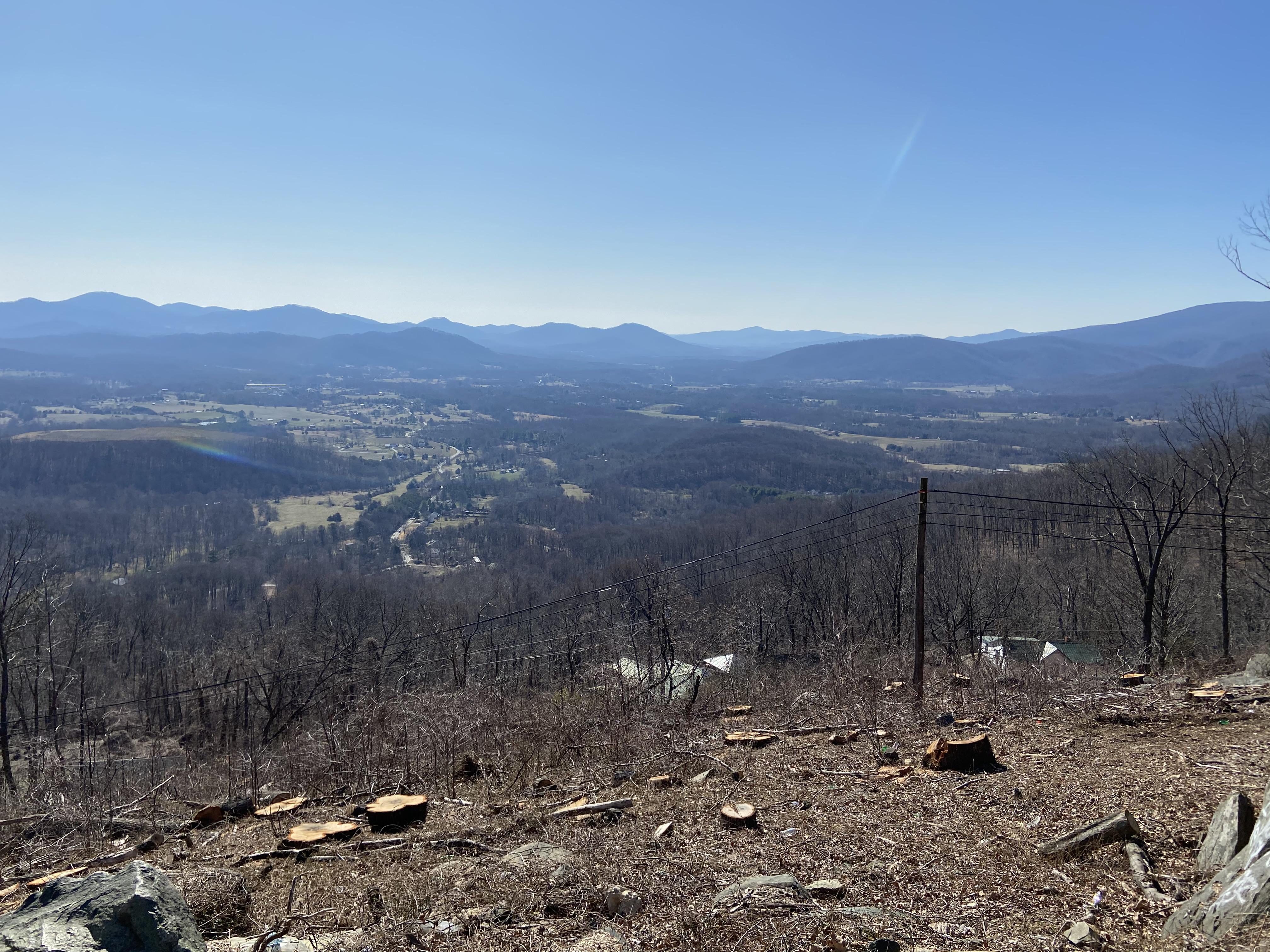 2020 The Blue Ridge in Feb